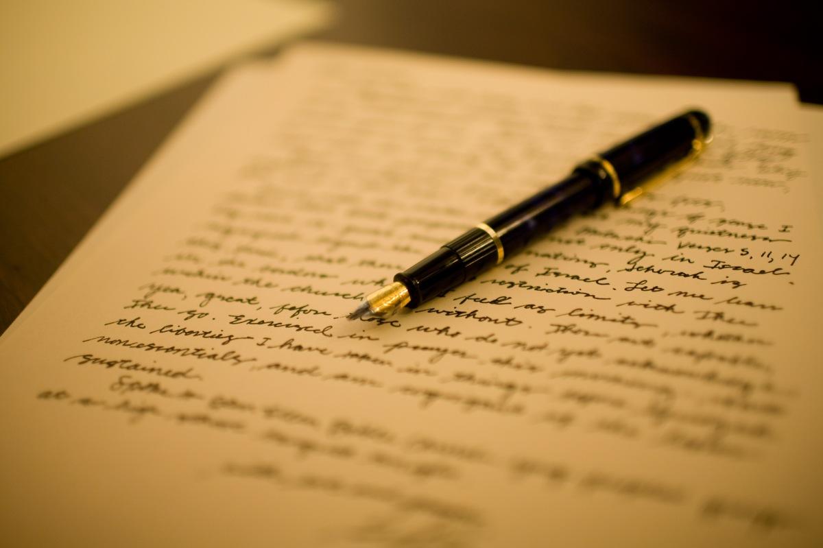 Contoh Surat Rekomendasi Dan Esai Motivasi Di Mas Ahim Sa